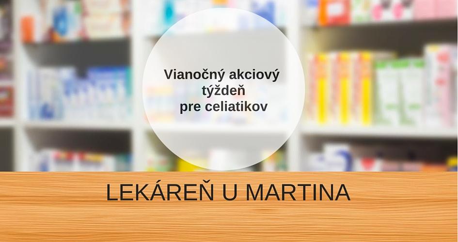 Lekáreň u Martina