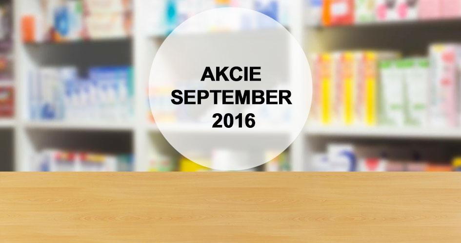lekarnik akcie september
